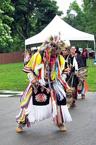AWF 2013 native dancer